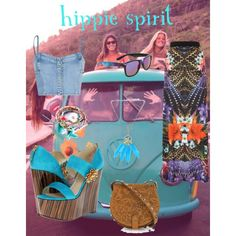 """hippie spirit"" by mariasty on Polyvore"