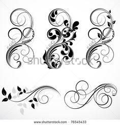 Стоковые вектора и векторный клип-арт Abstract Pattern | Shutterstock