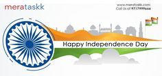 Happy Independence Day #meratask Happy Independence Day, Delivery