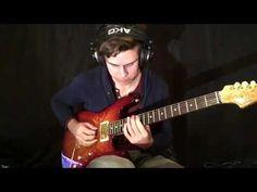 Liked on YouTube: Smooth Blues Guitar Solo - Rh Custom Guitars - Jamie Dupuis