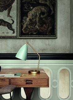 Jag vet få som är så duktiga på sin varumärkesintegritet som danska Gubi . Ni vet de som har lampmärken som Bestlite och Grasshopper....
