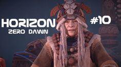 Let's Play Horizon Zero Dawn #10 - Fragen über Fragen [Deutsch/German]