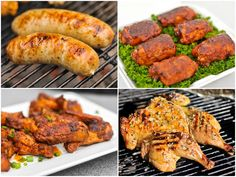 Latest Memorial Day Recipes For Cookout Best Grilled Chicken Recipe, Grilled Pineapple Chicken, Shredded Chicken Recipes, Baked Chicken Recipes, Keto Chicken, Rotisserie Chicken, Bbq Desserts, Vegetarian Recipes, Healthy Recipes