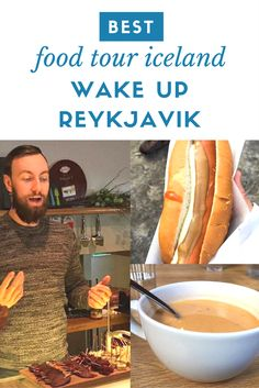 The best way to start your visit to Iceland is with a food tour of Reykjavik with Wake Up Reykjavik. The tour covers 7 stops packed with delicious Icelandic cuisine, and a general tour of Reykjavik as well. The staff at Wake Up Reykjavik truly care about