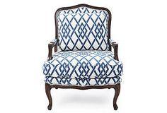 One Kings Lane - Handmade Upholstery - Harper Bergère