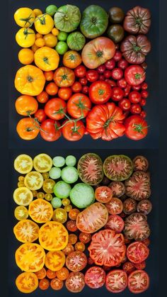 """Perfect 'Arrangements' Series Highlights Color and Simplicity Emily Blincoe's """"Arrangements"""" series reveals the beauty in precise organization.Emily Blincoe's """"Arrangements"""" series reveals the beauty in precise organization. Fruit And Veg, Fruits And Vegetables, Food Coloring, Food Design, Food Styling, Food Art, Food Photography, Berries, Food And Drink"""