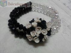 Beautiful combination#black and white#lamasa art#can get on bohrashopping.com