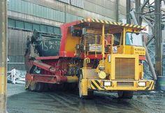 KIROW - slag transport