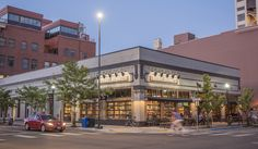 Originally a garage for Boise Motor Company in 1915, the historic Sherm Perry Building has served as home to a variety of retail stores, offering...