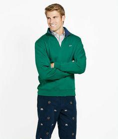 Men's Pullovers: Jersey 1/4-Zip for Men - Vineyard Vines