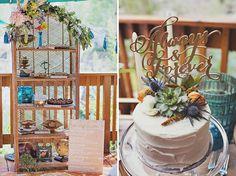 Rustic Bohemian Mountain Wedding: Chelsea + Chris   Green Wedding Shoes Wedding Blog   Wedding Trends for Stylish + Creative Brides