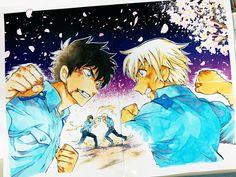 Conan, Detective, Police Story, Kaito Kid, Amuro Tooru, Police Academy, Magic Kaito, Sherlock, Hero
