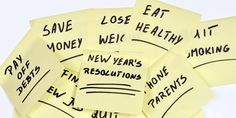 Why your New Year's resolution will probably fail