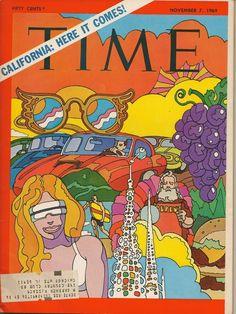 TIME - magazine, 1969