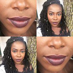 Ebony milf quick uppie