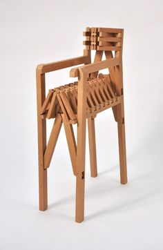 Fold Chair - Meg Callahan