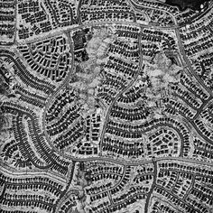 David Maisel - reminds me of my years spent digitizing satellite imagery