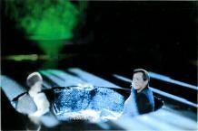 Le design d'espace envahit le petit écran #Decorations #television #studiosets #lamarchedel'histoire #arte #franceinter Northern Lights, Nature, Design, Travel, Outer Space, Naturaleza, Viajes, Destinations, Aurora Borealis