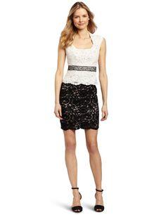 Amazon.com: Jax Women's Peplum Dress: Clothing