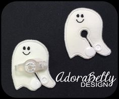 Ghost Glow in Dark Gtube Covers Gtube Pads Mic-Key Mickey Button Feeding Tube Pads Custom by AdorabellyDesign on Etsy