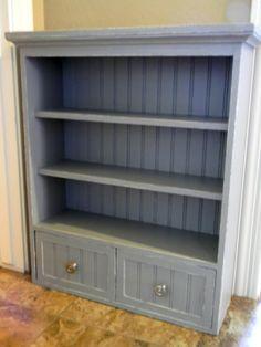 repurposed armoire   Repurposed Armoire Update