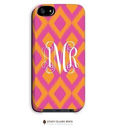 IKat and monogram!  from For All Occasions / Clarkstationery