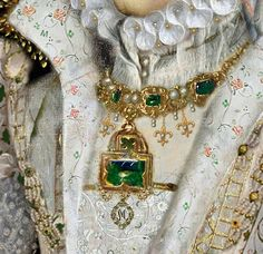 Marguerite de Valois, Queen of France  - Click to enlarge