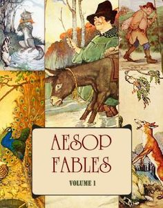 Aesop's fables idea for background