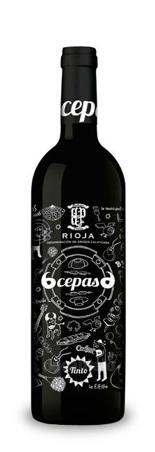 6Cepas6 2010, Spanish Red Wine Rioja ...to buy