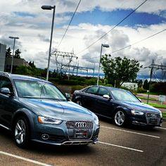 2013 #Audi #S4 and #WantAnAllroad