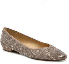 VANELi Glossy Ballet Flat - Women's #flats Women's Flats, Ballet Flats, The World Is Flat, Other Accessories, Handbags, Boots, Fashion, Crotch Boots, Moda