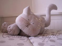 PATTERN Cat doorstop gatto fermaporta by CountryMela on Etsy