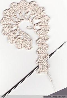 Техника вязания ирландского кружева. Обсуждение на LiveInternet - Российский Сервис Онлайн-Дневников Crochet Shrug Pattern, Form Crochet, Crochet Flower Patterns, Crochet Stitches Patterns, Crochet Art, Crochet Woman, Filet Crochet, Crochet Motif, Irish Crochet