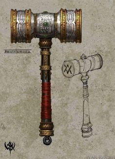 Short hammer. Bonza