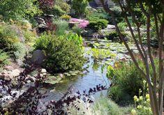 Tulsa, Oklahoma:  Linnaeus Teaching Garden, Woodward Park.  Photo from Tulsa World.