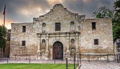 Texans alamo