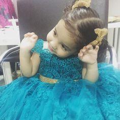 Minha princesa, minha boneca meu amor 💕💕💕 veste Cecília Cavalcante!!! Laços por @mimos_de_princesa_rn 🎀🎀