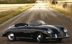 The perfect Porsche Speedster. I would love to own one of these one day…