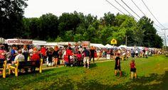 North Ridgeville Corn Festival. August 10, 2013