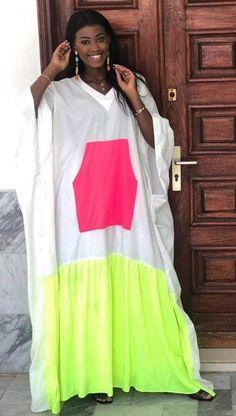 Femmes createur tunique chemisier shirt Coloré Robe Superposé a-Forme Chemise Longue Surdimensionné