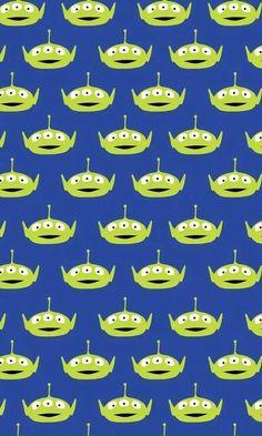 Wallpaper Disney - Fondos para celular Wallpaper Disney toy story marcianos - Wildas Wallpaper World Cartoon Wallpaper, Alien Iphone Wallpaper, Batman Wallpaper, Disney Phone Wallpaper, Wallpaper Backgrounds, Heart Wallpaper, Fête Toy Story, Toy Story Alien, Trendy Wallpaper
