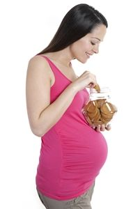 Smart substitutes for unhealthy pregnancy cravings