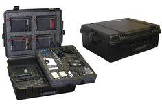 Video surveillance field rapid deployment kit.