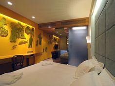 Decoração: New Hotel em Atenas por Irmãos Campana | Decoração pra Casa