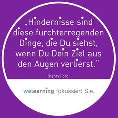 Mit #welearning schulen Sie Ihre Führungskompetenz - zielorientiert, menschlich und relevant.  www.we-learning.com