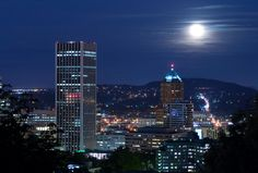 Free Pictures of Portland Oregon | Being then made free from sin, ye became the servants of righteousness ...