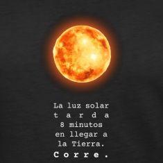 #Camisetas. Poesía en la ciencia.