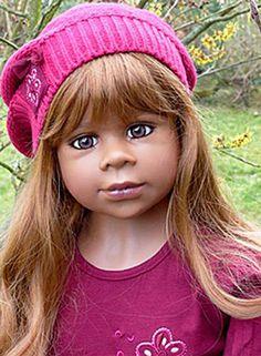 Masterpiece Dolls Gianna Light Brunette by Monika Levenig 14+ NEW #MasterpieceDolls #DollswithClothingAccessories