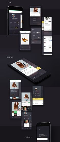 UI8 is proud to introduce to you the next inevitable step in evolution. EVOLVE is a fresh and modern high quality mobile iOS UI Kit meant to bring your next application to a stunning place no other apps have been before. EVOLVE covers 5 essential categories; Activities is perfect for your statistics & tools, Ecommerce allows you sell your premium goods, Feed which includes the main pages for your social app, Profile so that your potential users may add personal information, and of course ...