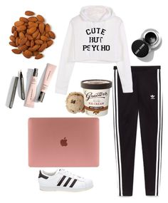 """Sport👌🏻"" by yanamur on Polyvore featuring мода и adidas"